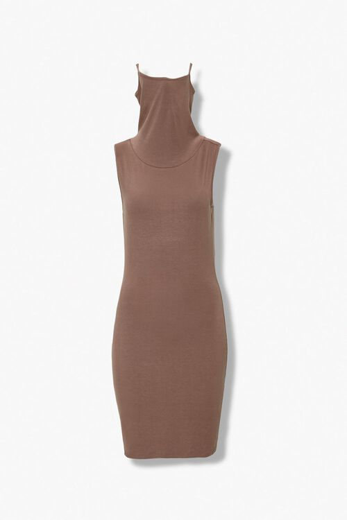 Face Covering Bodycon Dress, image 4