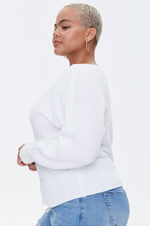 Plus Size Chenille Sweater, image 2