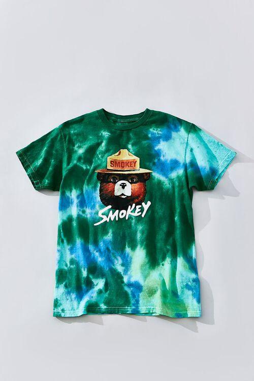 Smokey Bear Graphic Tee, image 1