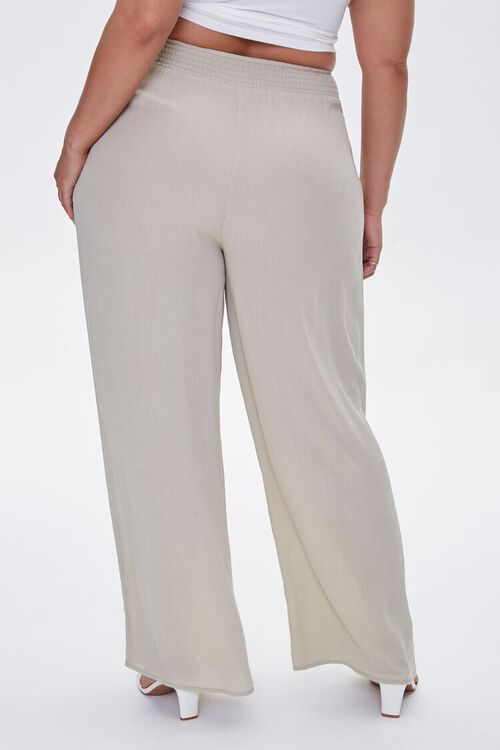 Plus Size Wide-Leg Pants, image 4
