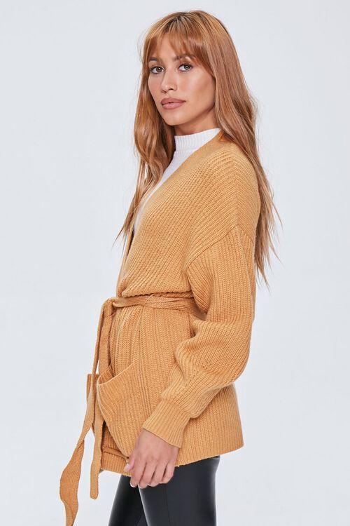 Patch-Pocket Cardigan Sweater, image 2