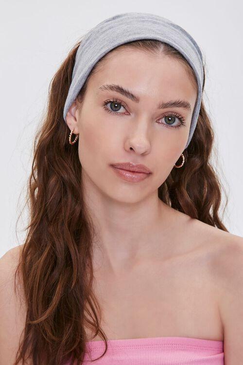 Soft Knit Headwrap, image 1