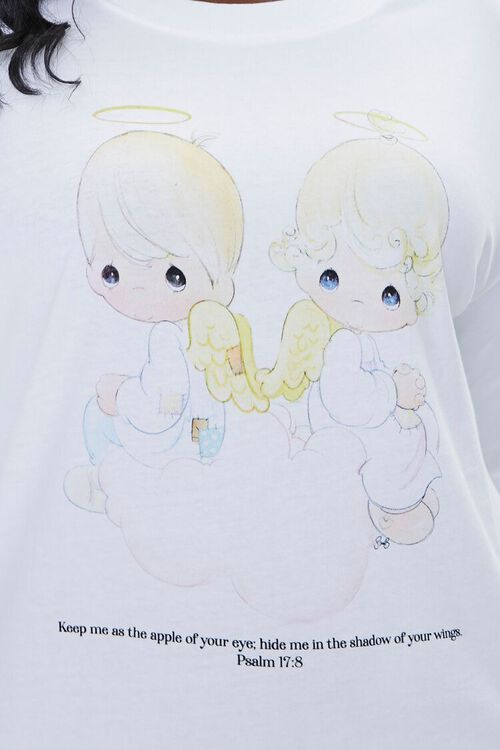 Plus Size Precious Moments Psalm Tee, image 5