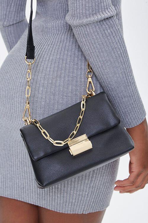 Anchor Chain Crossbody Bag, image 1