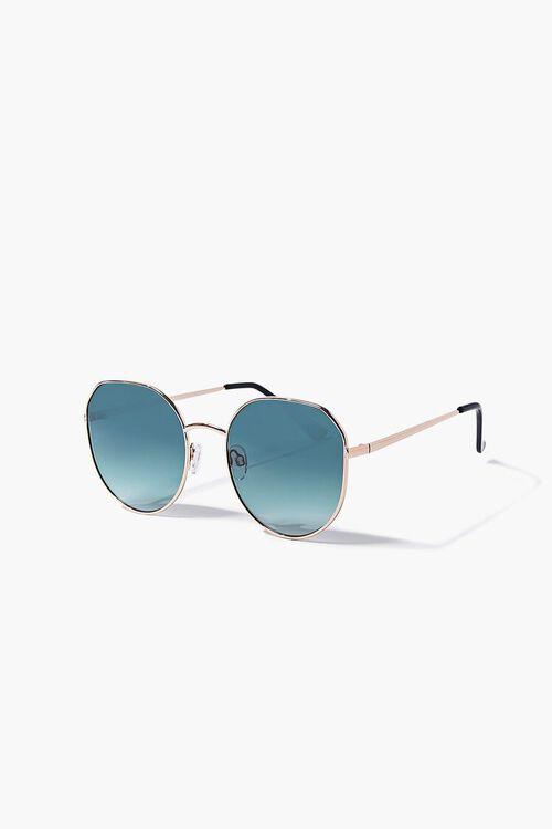 Tinted Metal Sunglasses, image 2