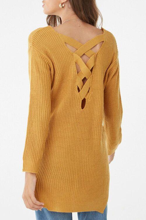 Chunky Crisscross Sweater, image 3