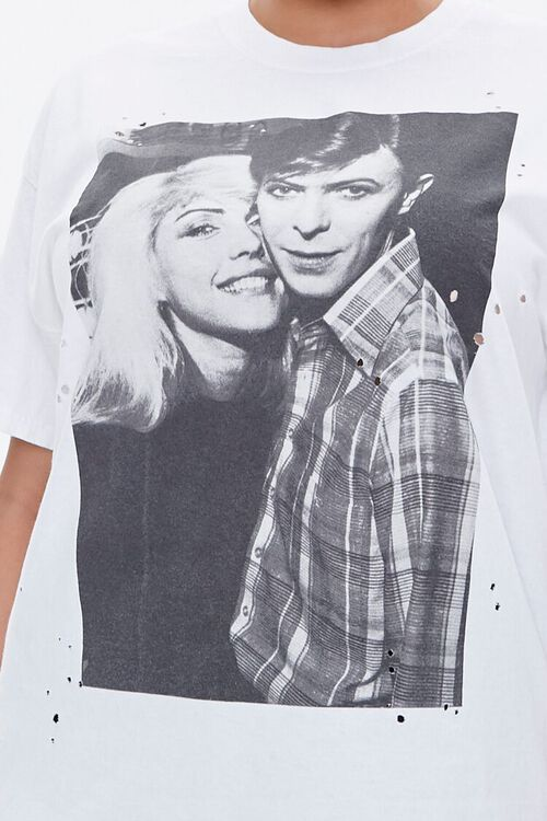 Plus Size Blondie & Bowie Graphic Tee, image 5