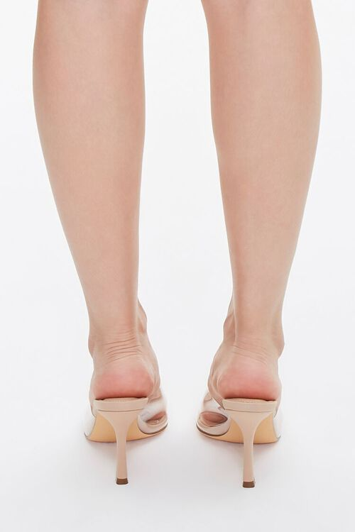 Translucent-Strap Stiletto Heels, image 3