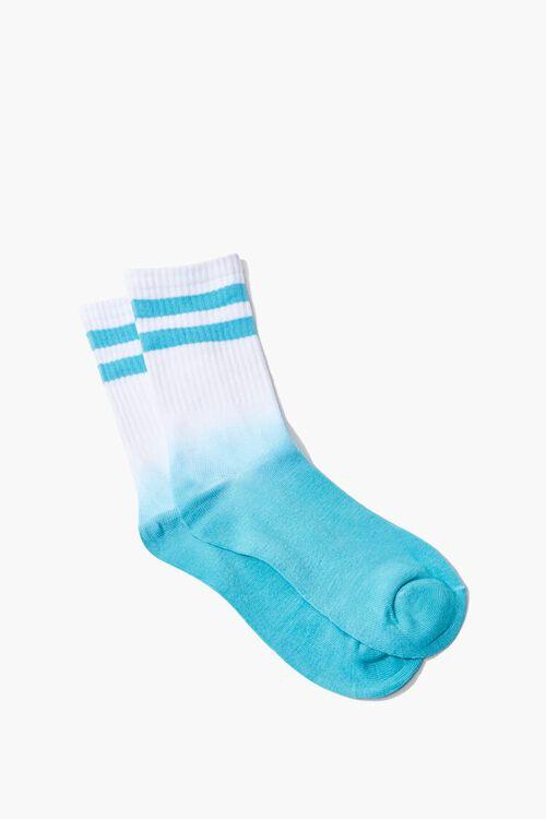 Varsity Striped Crew Socks, image 2