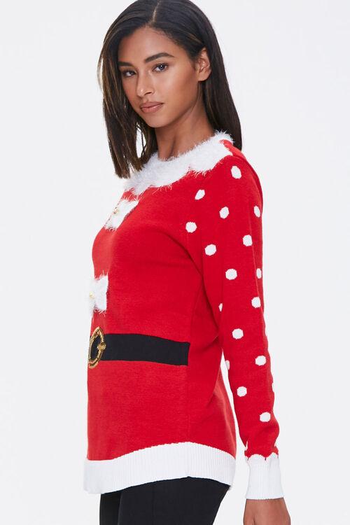 Santa Sweater Dress, image 2