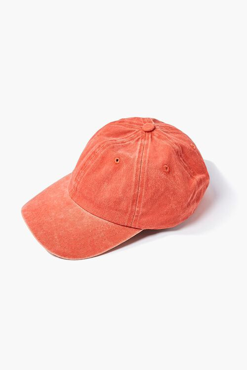 Stone Wash Baseball Cap, image 2
