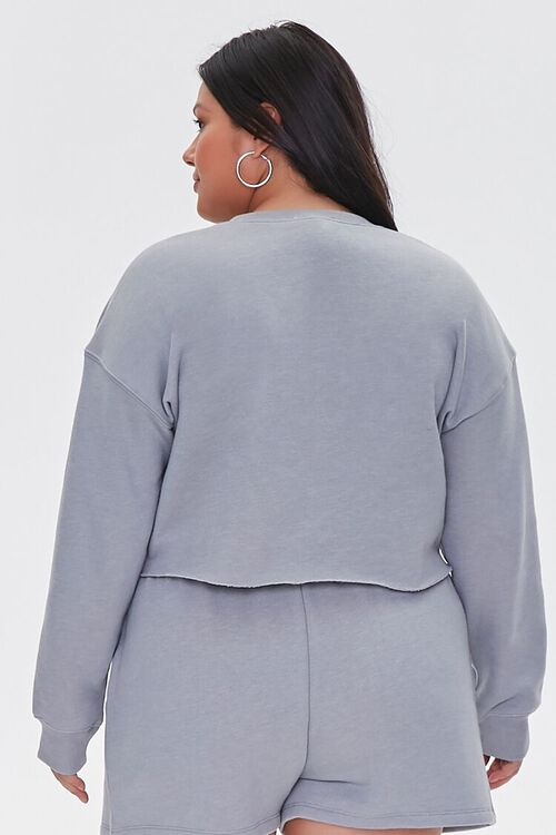 Plus Size Property of California Pullover, image 3