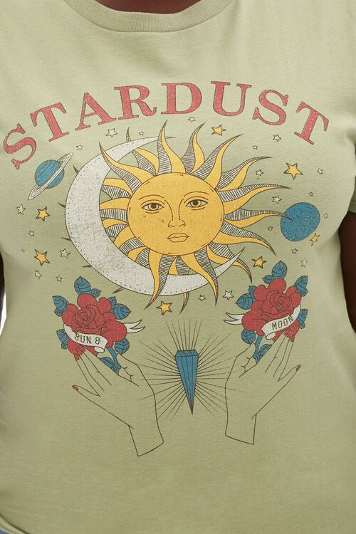 Plus Size Stardust Graphic Tee, image 5