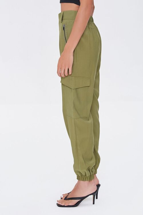 Cargo High-Rise Joggers, image 3