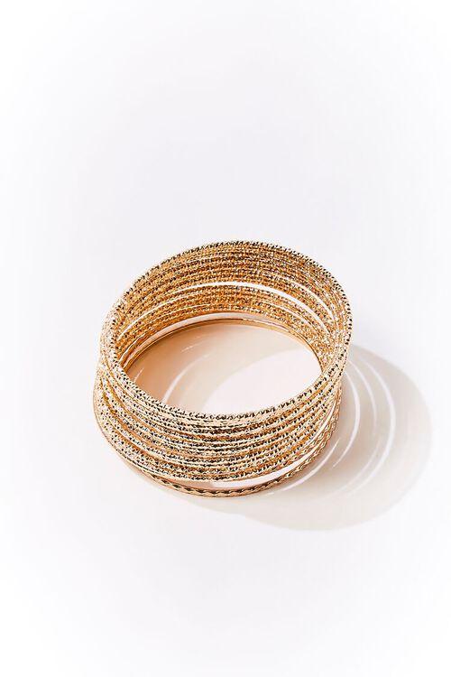 Textured Bracelet Set, image 2