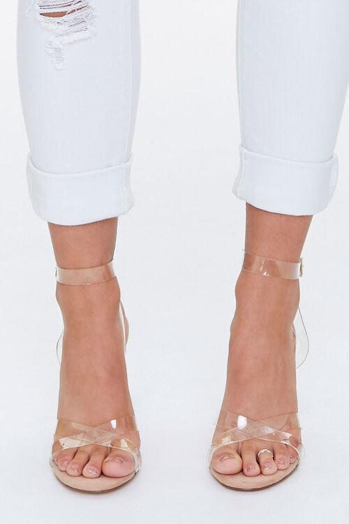 Vinyl Ankle-Strap Heels, image 2