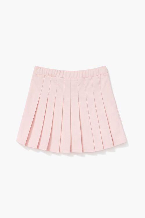 Girls Pleated Skirt (Kids), image 2