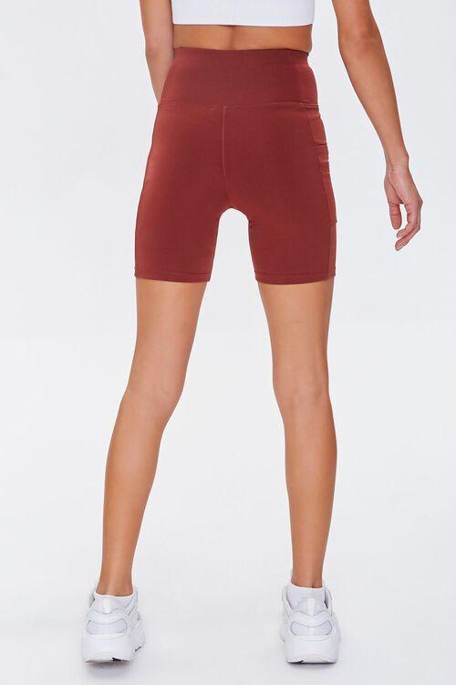 High-Rise Pocket Biker Shorts, image 4