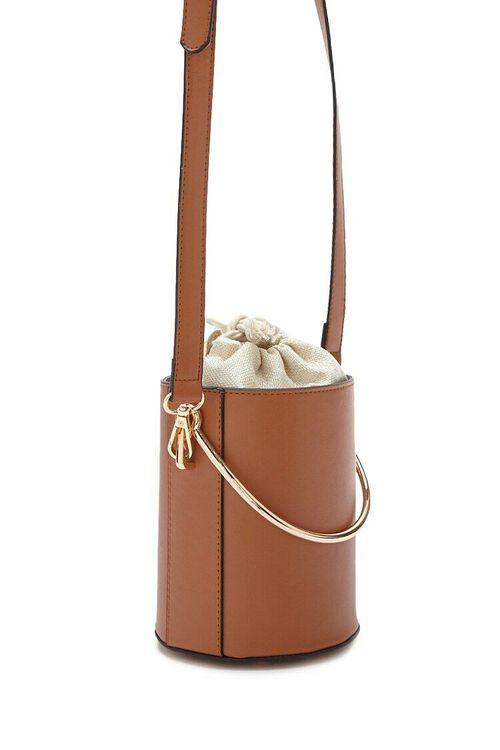 Faux Leather Satchel, image 2