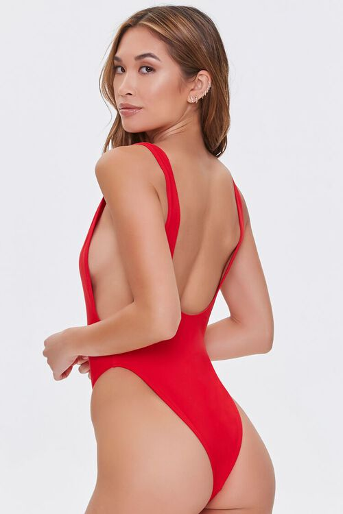 Cheeky One-Piece Swimsuit, image 3