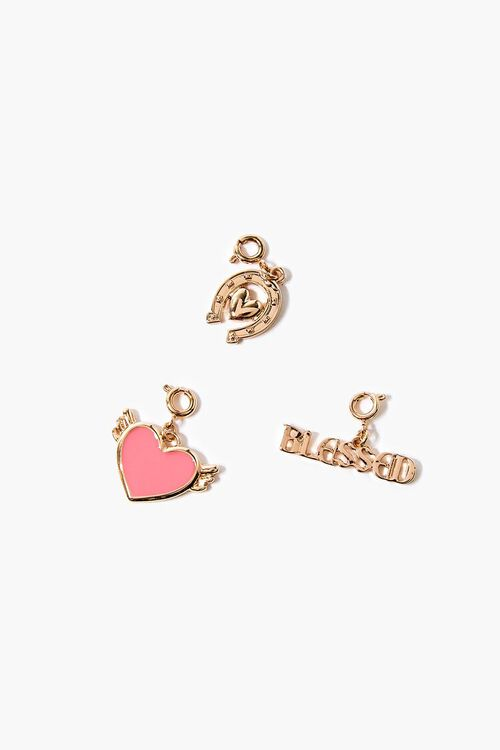 Blessed Heart Charm Set, image 1