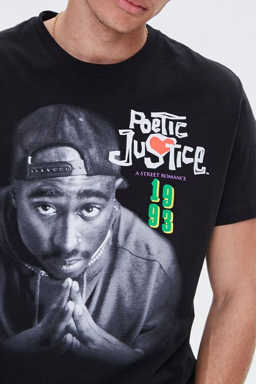 Poetic Justice Graphic Tee, image 5