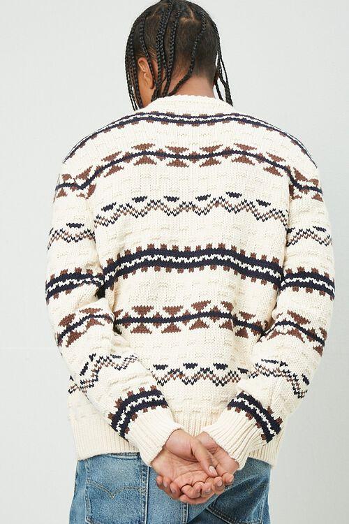 Geo Print Sweater, image 3