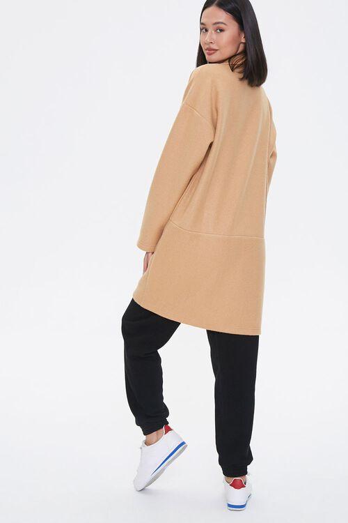 Notched Lapel Drop-Sleeve Jacket, image 3