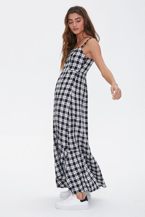 Plaid Maxi Dress, image 3