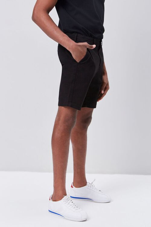 Relaxed Woven Shorts, image 3