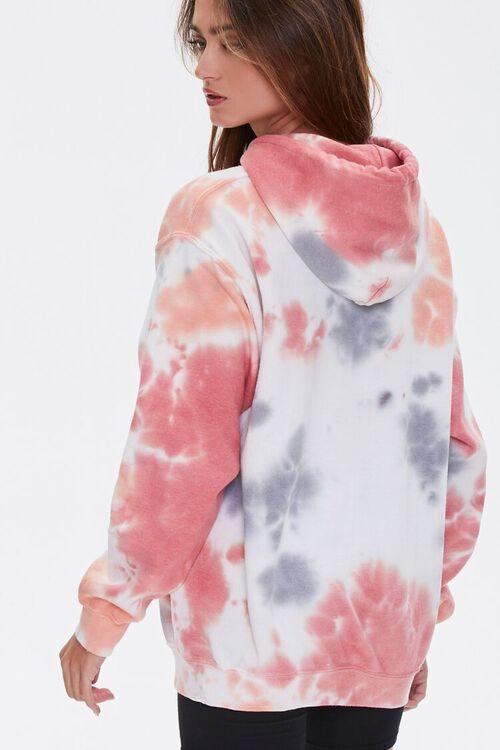 Def Leppard Graphic Tie-Dye Hoodie, image 3