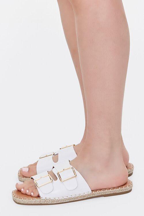 Buckled Espadrille Sandals, image 2