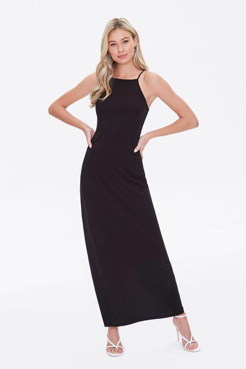 Bodycon Maxi Dress, image 1