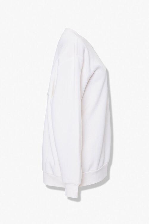 Plus Size Crew Sweatshirt Set, image 4