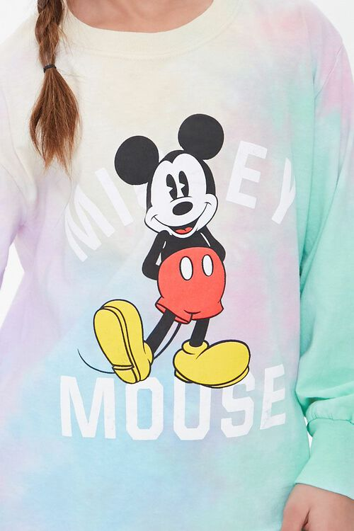 Girls Mickey Mouse Tee (Kids), image 4