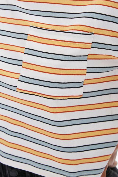 Striped Pocket Tee, image 5