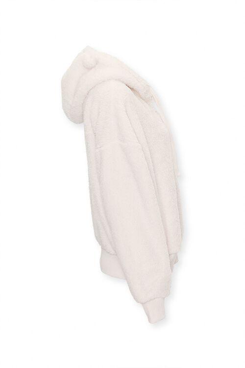 Plush Zip-Up Hoodie, image 2