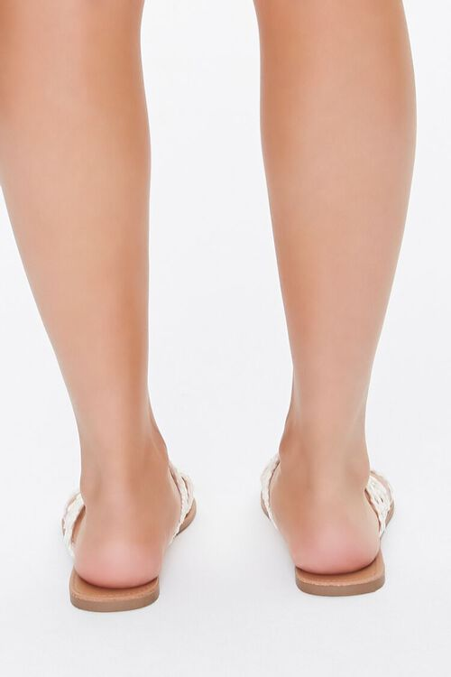 Crochet Flat Sandals, image 4