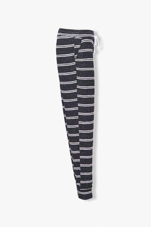 Cozy Striped Pajama Pants, image 2