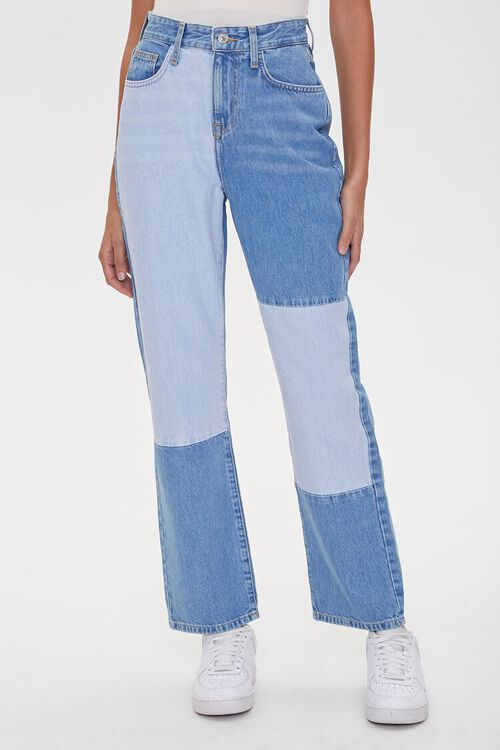 Reworked Straight-Leg Jeans, image 2