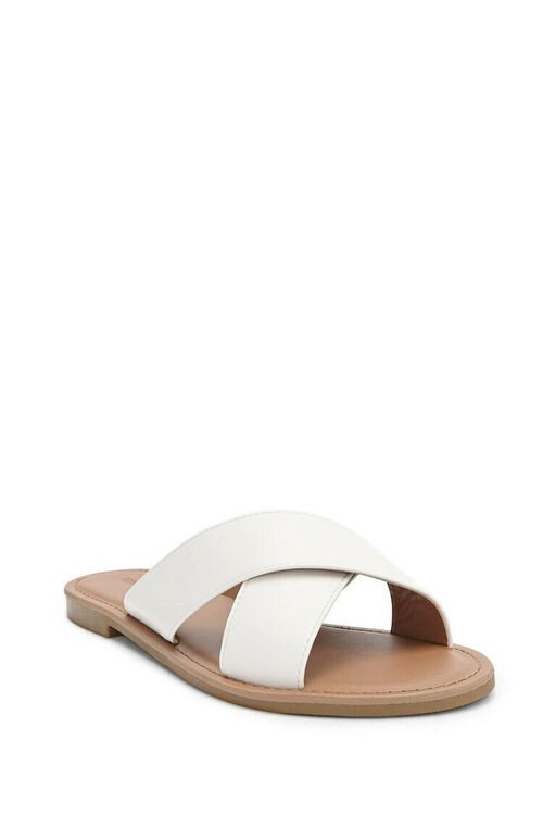 Faux Leather Sandals, image 2