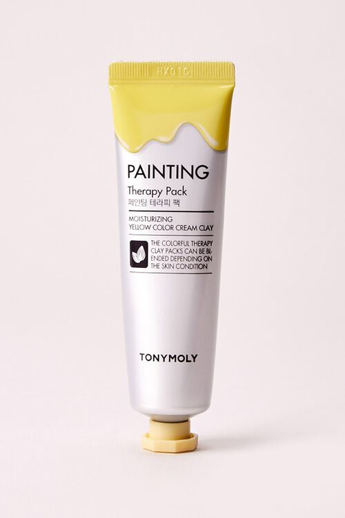 Painting Therapy Pack – Yellow Moisturizing, image 1
