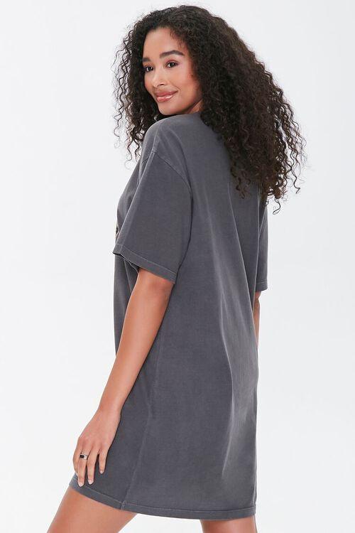 GREY/MULTI San Francisco Graphic T-Shirt Dress, image 2