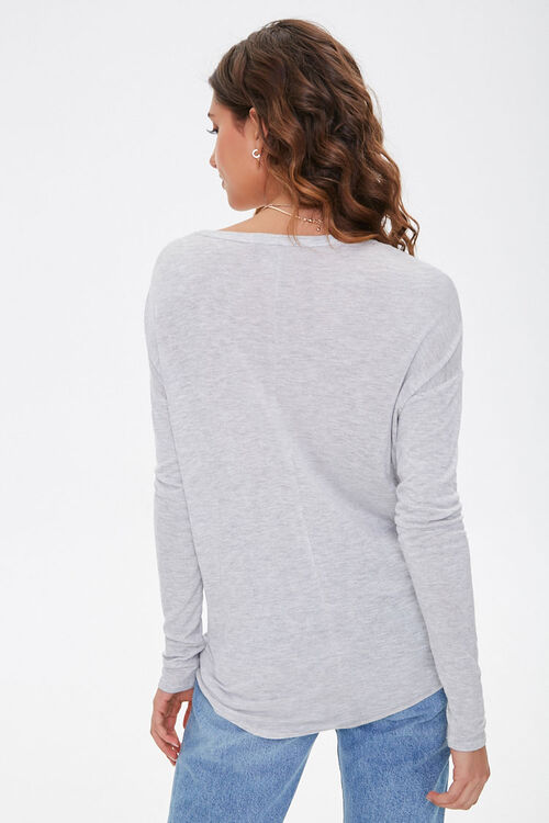 Button-Down Self-Tie Top, image 3