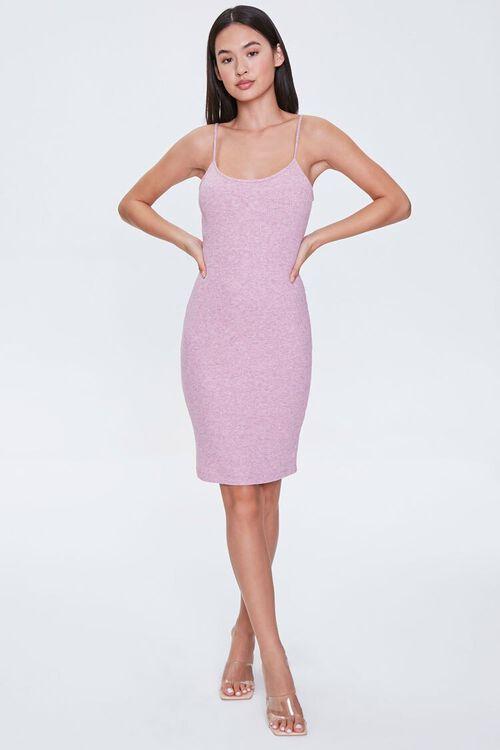 Ribbed Cami Dress, image 4