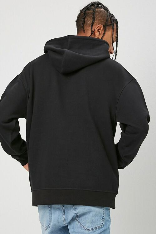 Blessed Embroidered Graphic Hoodie, image 3