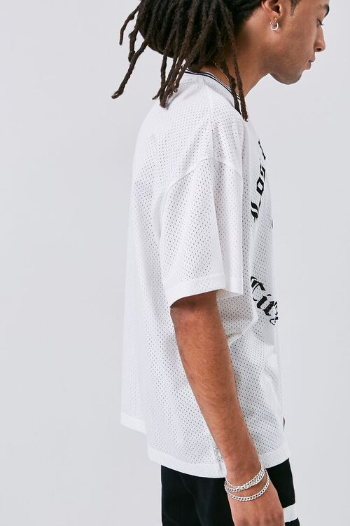 Los Angeles Graphic Jersey Mesh Tee, image 2