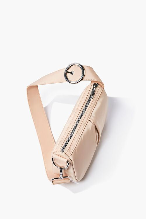 Inverted-Pleat Shoulder Bag, image 2
