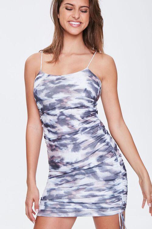 Watercolor Mini Cami Dress, image 1