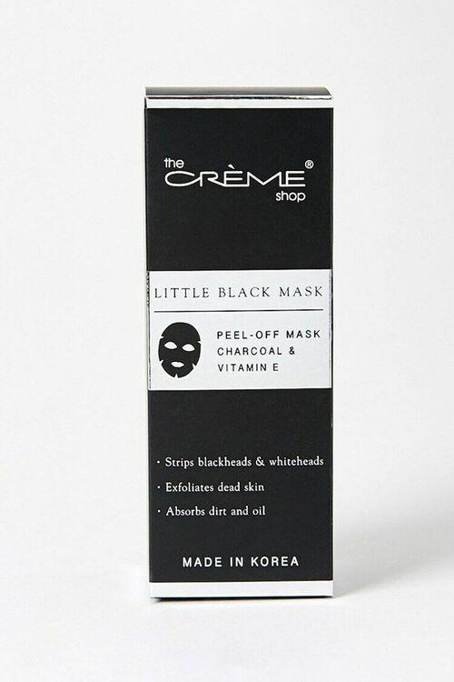 Little Black Peel-Off Mask, image 2